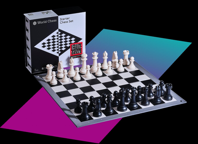 Official World Chess Academy set